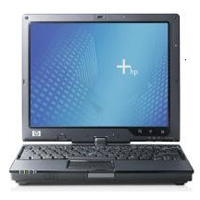 image of an hp compaq tablet pc tc4200